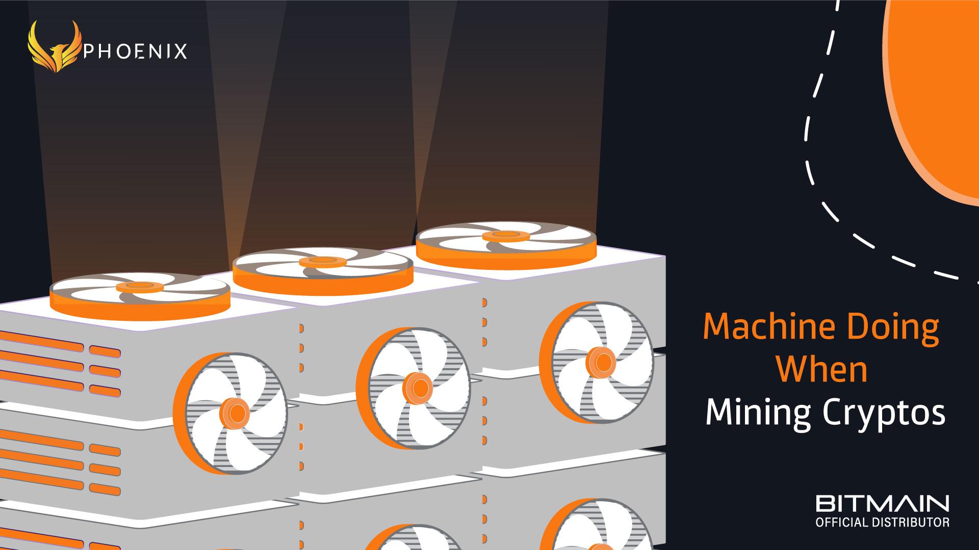 Mining Cryptos